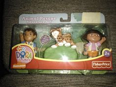 New in Toys & Hobbies, TV, Movie & Character Toys, Dora the Explorer Fisher Price, Bloom Winx Club, Game Room Decor, Dora The Explorer, My Youth, 10th Birthday, Movie Characters, Animal Rescue, Kids Toys