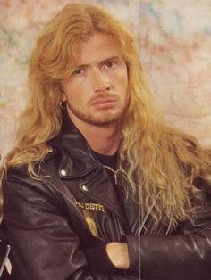 Dave Megadeth m/