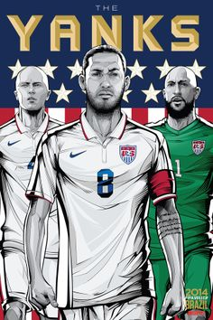 ESPN réalise des portraits de joueurs pour la Coupe du monde