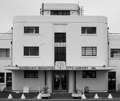 Terminal Building - Shoreham (Brighton City) Airport