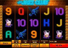 """Sei ein Teil des """"The Jazz Club"""" Automatenspiel von Playtech mit voller Spannung und Bonus Spielen! Nutze deine Chance und sammle Wild Symbole zum gewinnen! Spiele Playtech Slot """"The Jazz Club"""" gratis und ohne Anmeldung!"""