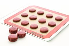 Invest in some Silpat baking mats that will change your cookie game. | 31 Tips And Tricks To Make People Think You're A Pro Baker