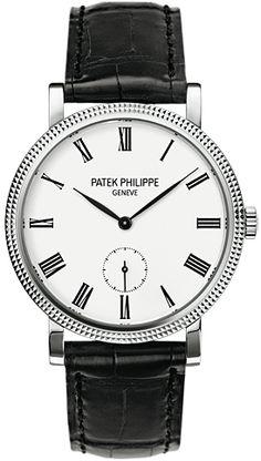 7119g-010 Patek Philippe Calatrava Ladies Watch