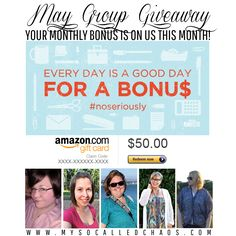 Labour of Fashion Link Up and some fun Giveaways - A Labour of Life May Group, The Older I Get, Fast Times, Amazon Gifts, Enter To Win, Months In A Year, Some Fun, 50th, Giveaways