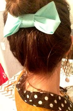 Oh the blissful life: cutest bows in town