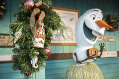 On Disney Cruise Line's Very MerryTime Cruises, a winter wonderland awaits you aboard each ship – as well as at Castaway Cay! Disney's private island paradise is transformed with snow flurries, a Christmas tree and surprises by some familiar faces.