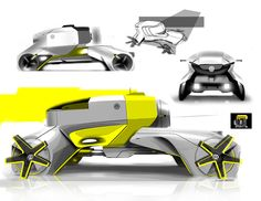 Scalable Electric Pickup Vehicle For 2030 on Behance