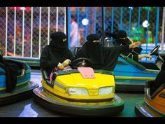Burka Bumpers: Hillary's Donors Limit Women to Driving Toy Cars