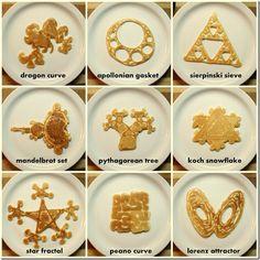 fractal pancakes!