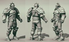 ArtStation - Stormcast Eternal Liberator.Real time model. Marmoset viewer., Alexey Barkhaev