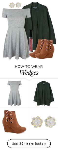 """Lydia Inspired Outfit - Teen Wolf"" by clawsandclothes on Polyvore featuring MANGO, Topshop, Marc Jacobs and BillyTheTree"