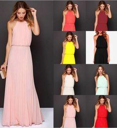 Long Dress Aliexpress via Mona & i