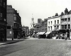Church Street Greenwich South East London England