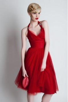 Tiulowa sukienka Gracjana #Prom Dress #Cocktail Dress