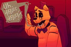 Fnaf 1, Iron Man, Bear, Superhero, Fictional Characters, Iron Men, Fantasy Characters, Bears