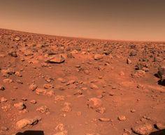 First color image of the Viking Lander 2 site (626×512)