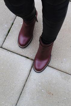 Wine boots