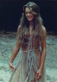 gypsy hair. love it all.