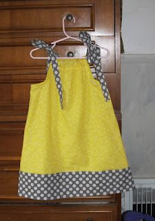 Pillowcase Dresses | Snippets of My Family, Faith, and Crafting