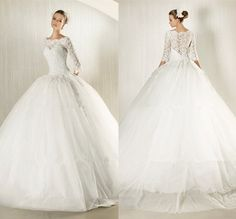 Cheap Wedding Dresses, Buy Directly from China Suppliers:       The Real Pictures          Related Products You May Like        2015 Graceful Floor-Length Off The Shoulder Sleev