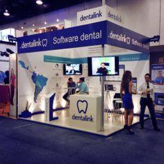 Nuestro equipo #dentalink desde la #AMIC2014