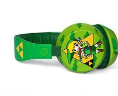 Legend of Zelda headphones earphones... My headphones just broke... so now I have an excuse to get these ;)