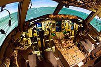 Airlines Boeing 767-300 (simulator) () shot at Seoul - Gimpo (Kimpo International / K-14) (GMP / RKSS) South Korea February 26, 2013 By Yunjin Lee - Korea Aero Photo