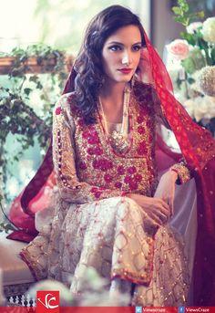 Farah Talib Aziz SS15 Couture Collection Ft. Meera Ansari and Sana Ansari