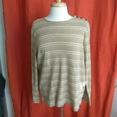 Lauren Ralph Lauren long sleeve crew neck This shirt is brand new without tags. I ship quick and love REASONABLE offers. Ralph Lauren Tops Tees - Long Sleeve