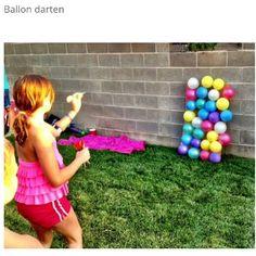 Ballon darten