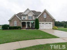 MLS# 2032647 - Property located at 1013 Black River Drive, Zebulon, NC