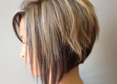 wanna give your hair a new look? Inverted bob hairstyles is a good choice for you. Here you will find some super sexy Inverted bob hairstyles, Find the best one for you, Bob Haircut For Round Face, Round Face Haircuts, Hairstyles For Round Faces, Pixie Haircut, Reverse Bob Haircut, Inverted Bob Hairstyles, Hairstyles Haircuts, Trending Hairstyles, Classic Hairstyles