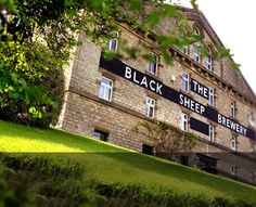 """BLACK SHEEP BREWERY TOUR VOUCHER (Adult). Experience brewing the Black Sheep way! Join one of our """"shepherded"""" brewery tours around our traditional brewhouse and fermenting room and find out how to brew an award winning ale."""