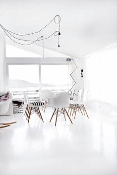 #white #decor