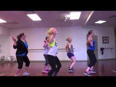 """Single Ladies"" Beyonce Choreography Dance Fitness by Jenny Lynne Inside..."