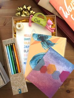 Such a fun and totally original gift set. Perfect for anyone that loves good design and good function! Muted Colors, Build Your Own, Gift Packaging, Cool Gifts, Are You The One, Cool Designs, Art Prints, This Or That Questions, Cool Stuff