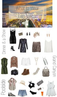 What to pack for your Las Vegas Trip