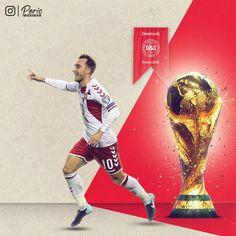 Denmark FIFA WORLD CUP 2018