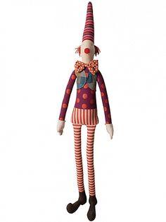 Mega Maxi Stilt Clown : Norman and Jules