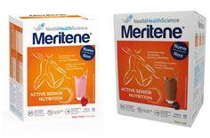 Amostras e Passatempos: AMOSTRAS Meritene by Nestlé