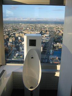 Amazing toilet!