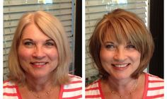 Anti-Aging Hairstyles this week at MissusSmartyPants.com