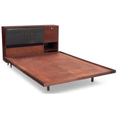 George Nelson, Thin Edge Bed for Herman Miller, 1950s.