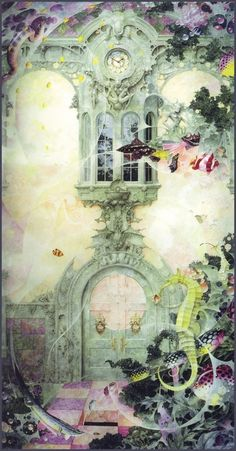 Daniel Merriam ~ Watercolorist Extraordinaire