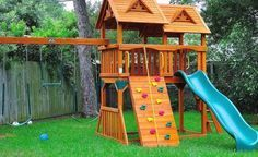 Backyard playgrounds kids playground ideas play structure for sale outdoor structures small designs charming dogs cheap Playground Slide, Playground Design, Backyard Playground, Playground Ideas, Children Playground, Kids Outdoor Play, Backyard For Kids, Dog Backyard, Backyard Ideas