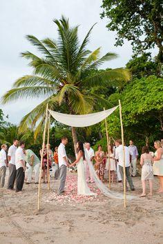 Costa Rica Wedding From A Brit Blonde