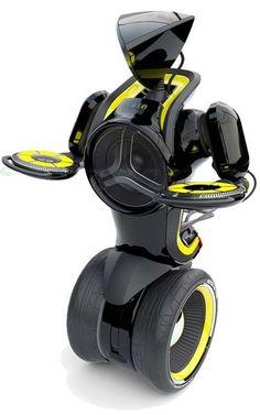 DJ robot, maybe?