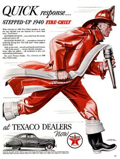 1940 ... giant firemen to rescue! by x-ray delta one, via Flickr