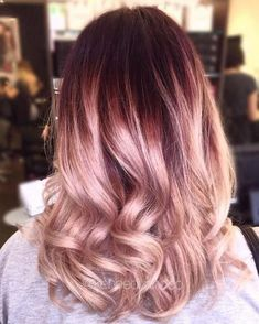 17 Greatest Red Violet Hair Color Ideas Trending in 2020 - - #color #darkhairs... | 1001 Red Violet Hair, Violet Hair Colors, Gold Hair Colors, Bright Red Hair, Brown Ombre Hair, Hair Color Dark, Ombre Hair Color, Hair Color Balayage, Color Red