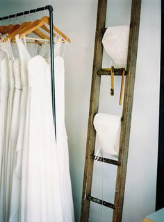 Truvelle wedding dresses and studio tour | Kirill Bordon Photography | see more on: http://burnettsboards.com/2014/08/truvelle-studio-tour/